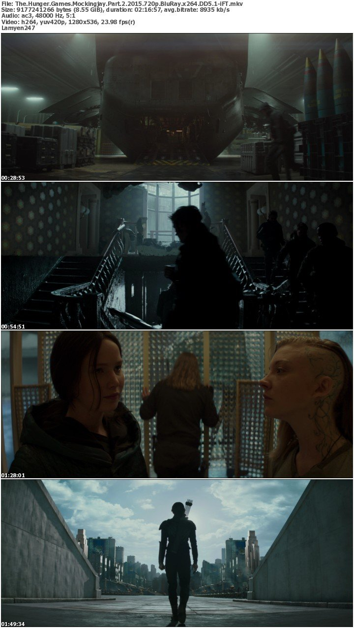 The Hunger Games: Mockingjay - Part 2 2015 DOWNLOAD FULL ...