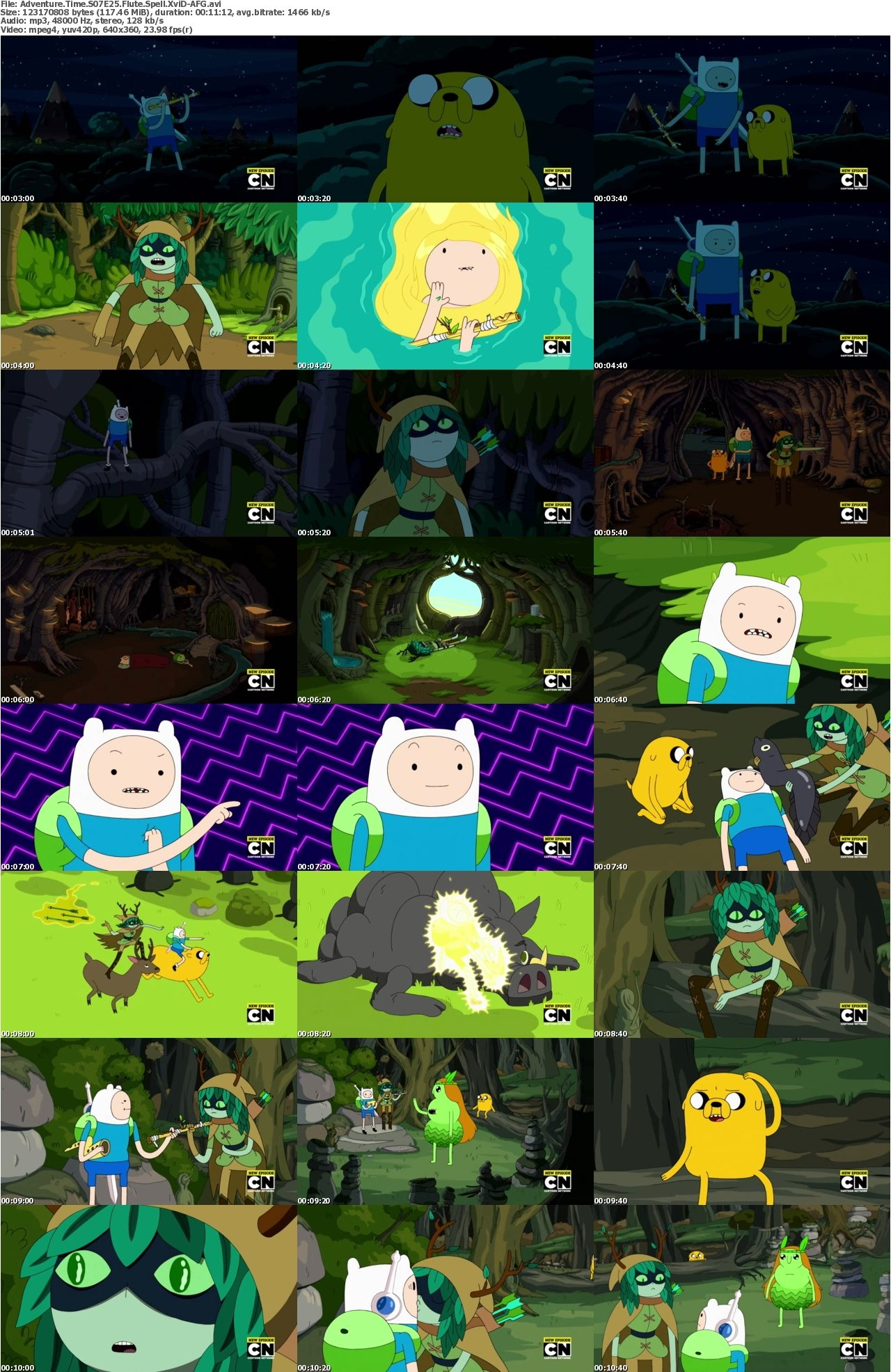 Download Adventure Time S07E25 Flute Spell XviD-AFG ...
