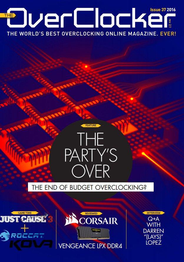 Download The Overclocker #37 2016 (True PDF) - SoftArchive