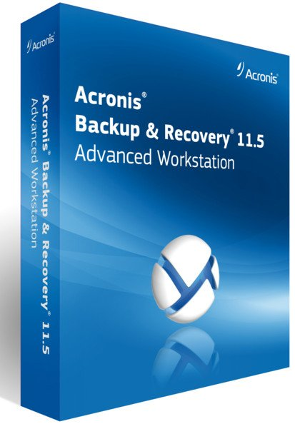Acronis Backup Advanced Workstation / Server 11.7.44409 + Bootable ISO