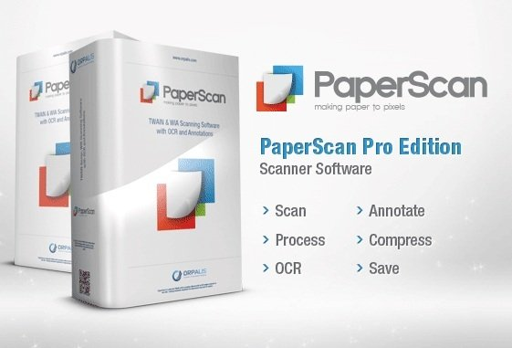 ORPALIS PaperScan Professional Edition 3.0.13 Multilingual
