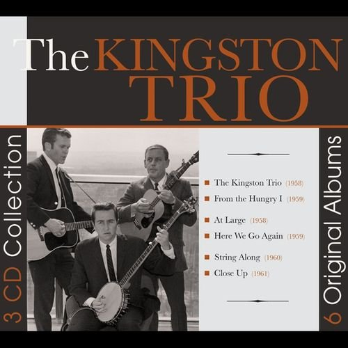 The Kingston Trio - 6 Original Albums (2016)