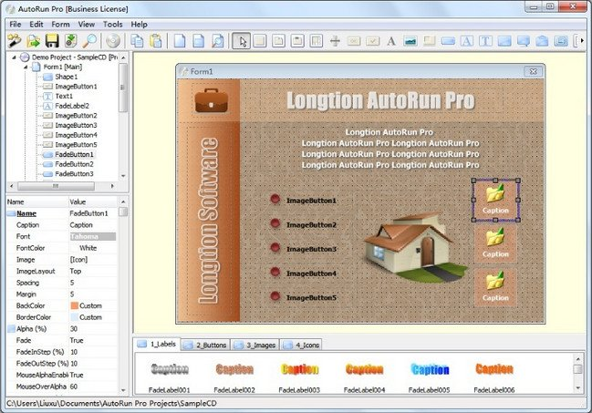 Longtion AutoRun Pro 8.0.17.205 Portable