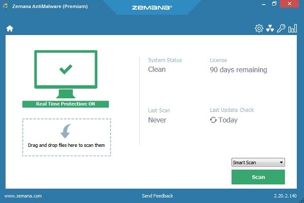 Zemana AntiMalware Premium 2.74.2.76 Multilingual