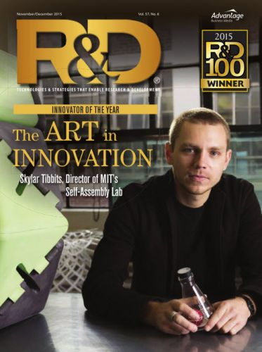 Dick smith is the first doe scientist to win rd magazines scientist of the year