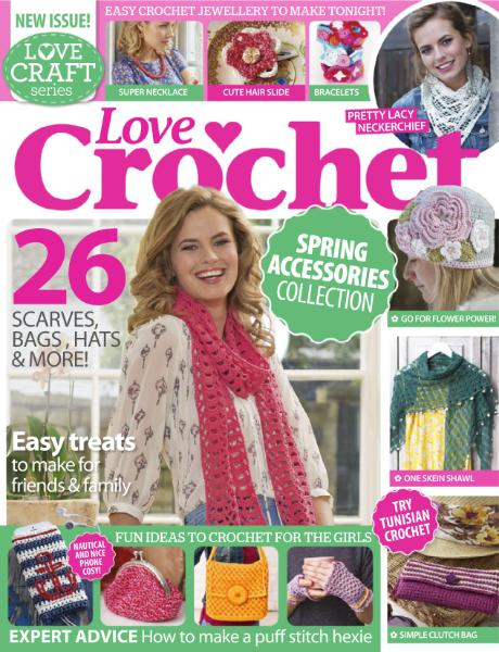 Download Love Crochet March 2016 True Pdf Softarchive