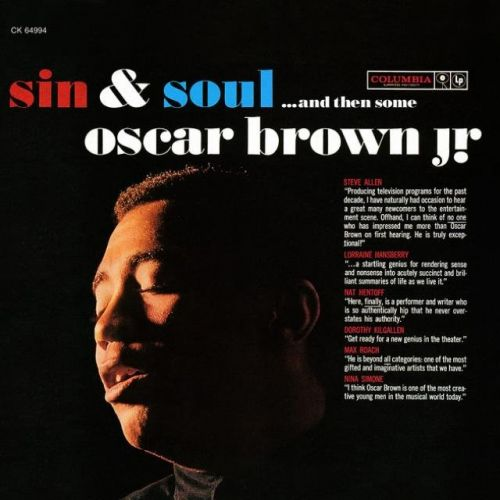 Oscar Brown, Jr. - Sin & Soul... And Then Some