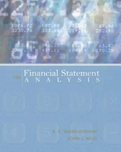 financial statement analysis module 1 test