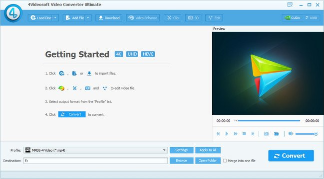 4Videosoft Video Converter Ultimate 6.2.20 Multilingual