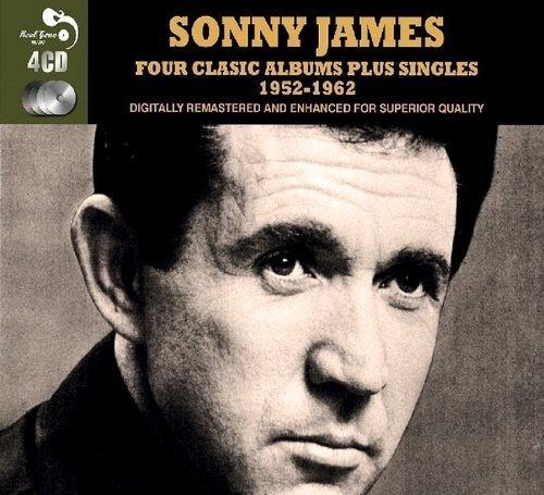 Sonny James - Four Classic Albums Plus Singles 1952-1962 (2015)
