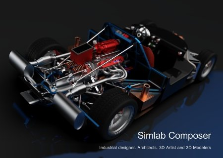 Simulation Lab Software SimLab Composer v8.1.1