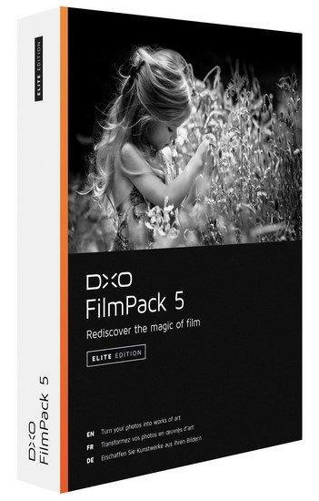 DxO FilmPack Elite 5.5.13 Build 558 (x64) Multilingual Portable