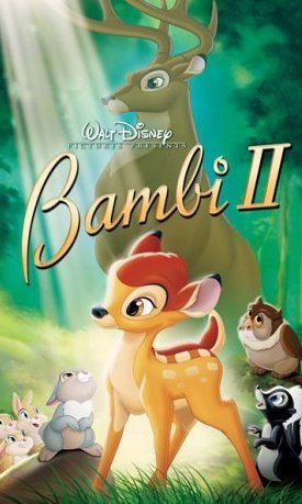 Download Bambi II 2006 1080p BluRay x264-7SiNS - SoftArchive