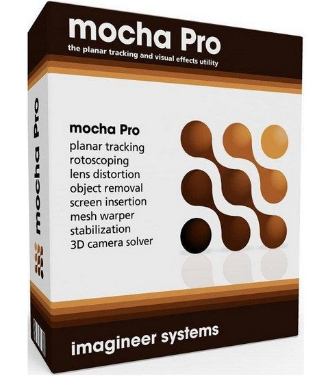 Imagineer Systems Mocha VR / Plugins 5.5.2 (x64)