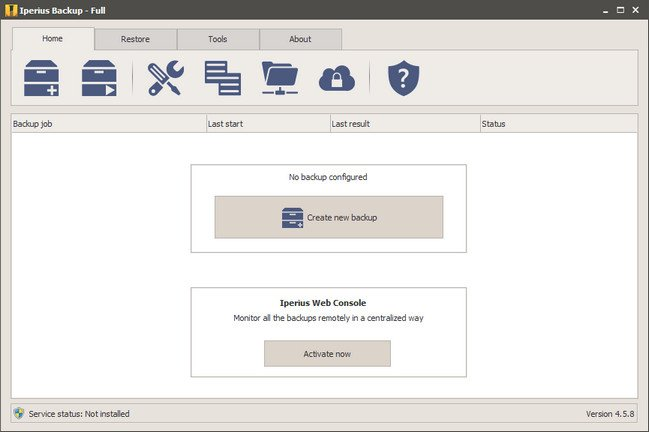 Iperius Backup Full 5.1.1 Multilingual