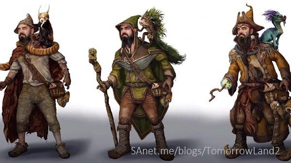Download The Gnomon Workshop - Character Concept Design