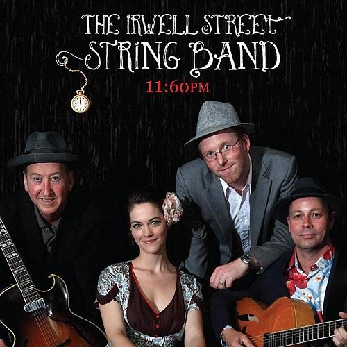 The Irwell Street String Band - 1160 PM (2012)