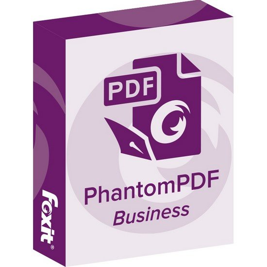 Foxit PhantomPDF Business 8.2.1.6871 Multilingual