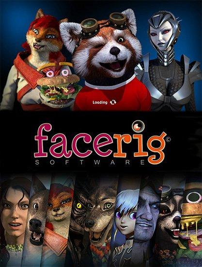 Download FaceRig Pro 1 555 - SoftArchive