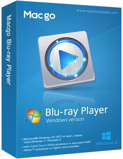 Macgo Windows Blu-ray Player 2.17.2.2614 Multilingual