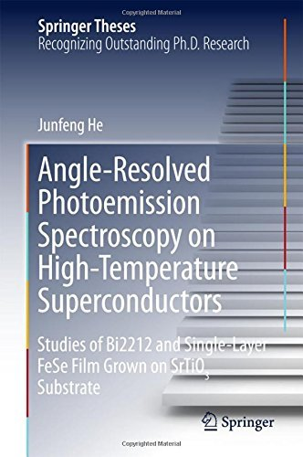 high temperature superconductivity thesis