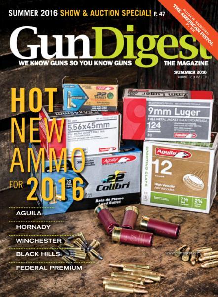 Download Gun Digest - Summer 2016 (True PDF) - SoftArchive