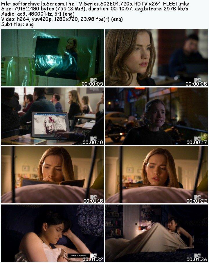 Download Scream The TV Series S02E04 720p HDTV x264-FLEET