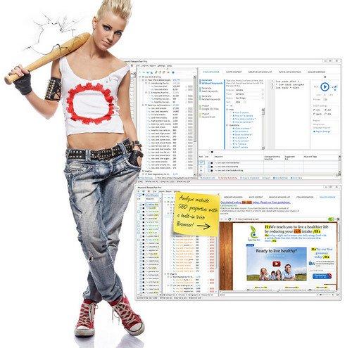 Keyword Researcher Pro 11.031