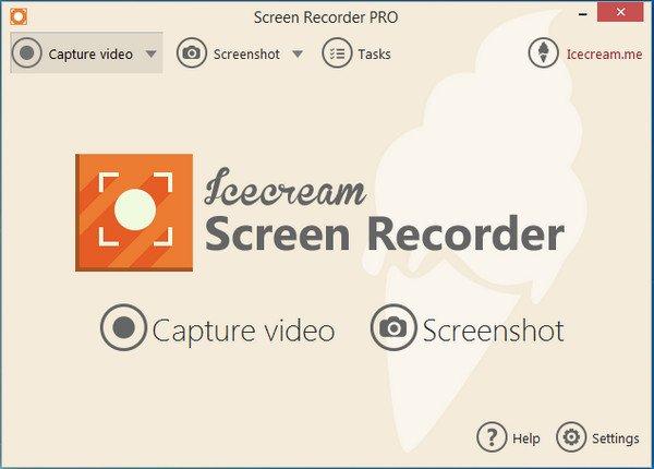 Icecream Screen Recorder Pro 4.87 Multilingual