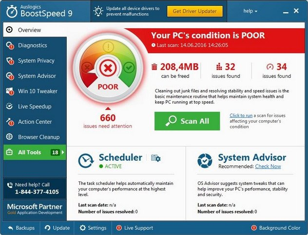 Auslogics BoostSpeed 9.2.0 Portable