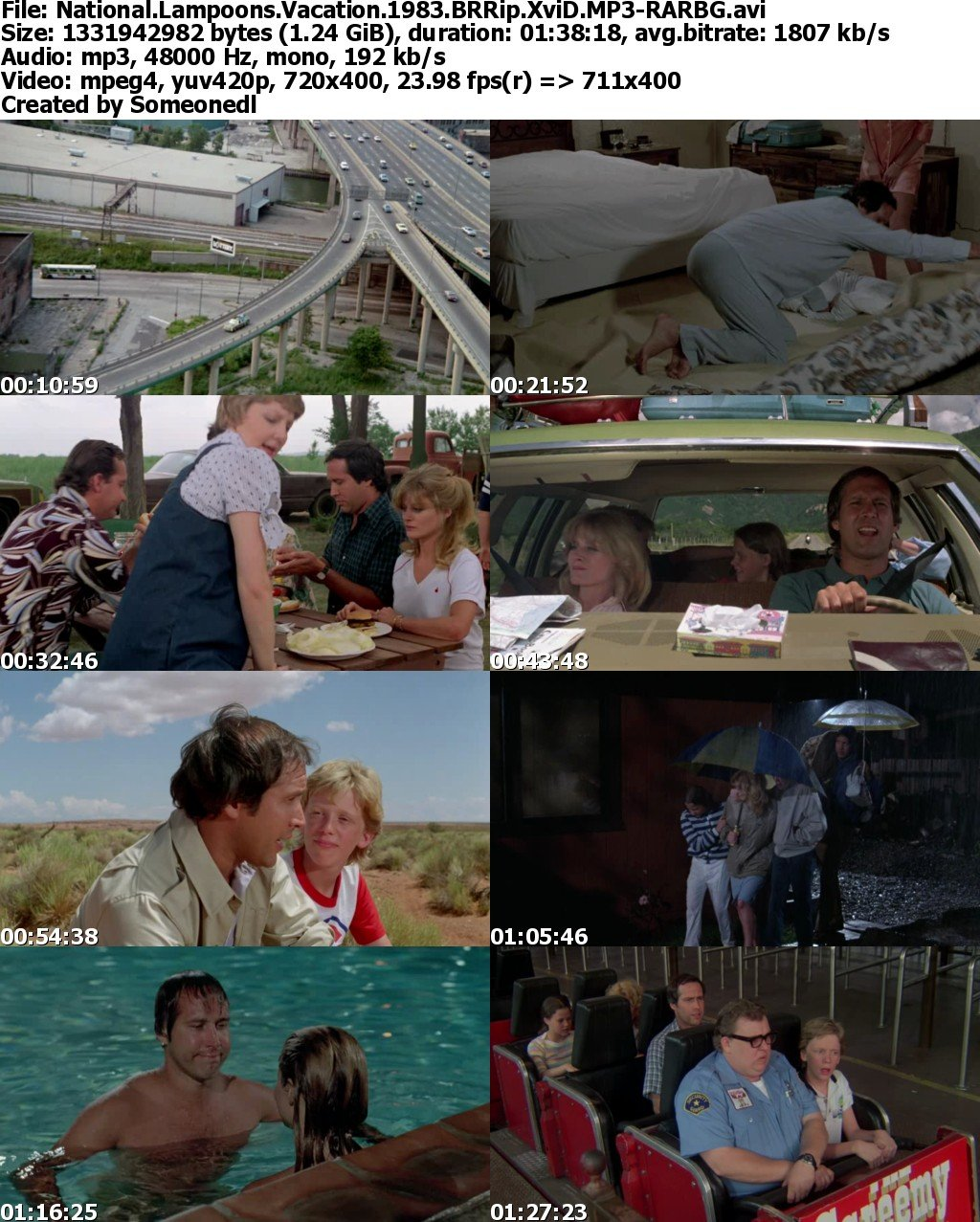download national lampoons vacation 1983 brrip xvid mp3