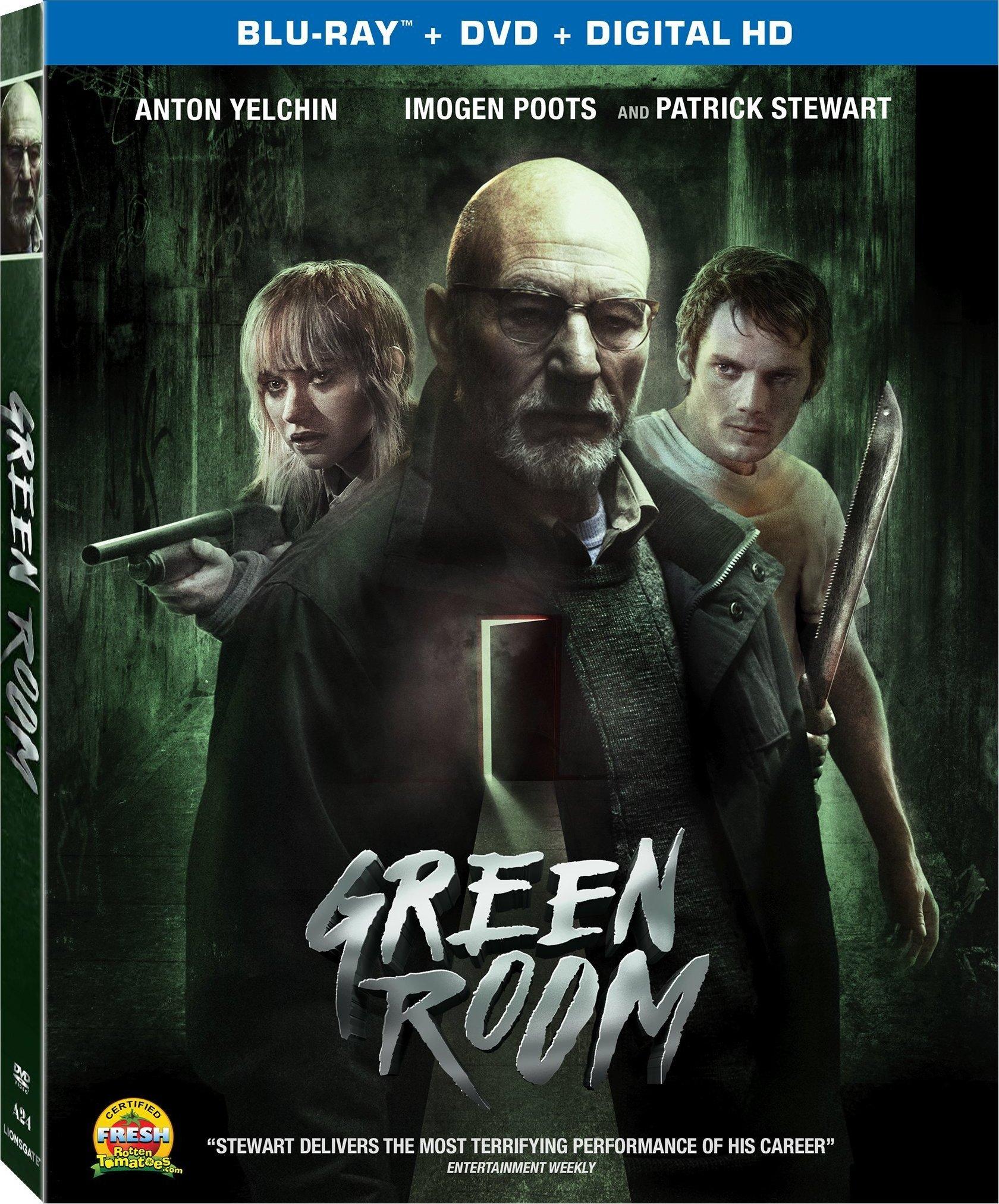 Green Room  Bluray