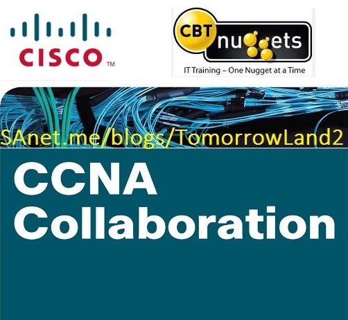 Download CBT Nuggets - Cisco CCNA Collaboration 210-065 CIVND1 +