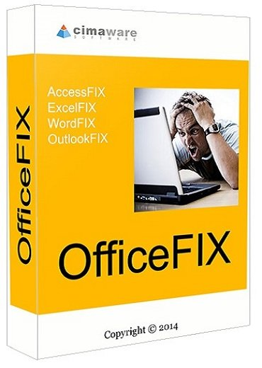 Cimaware OfficeFIX Professional 6.119 Multilingual + (Portable)