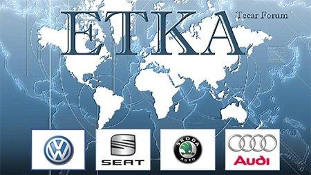 ETKA 7.3 + 7.4 + 7.5 (1100) International 01.2016 + x64 + Base hardlok Penguins 180813