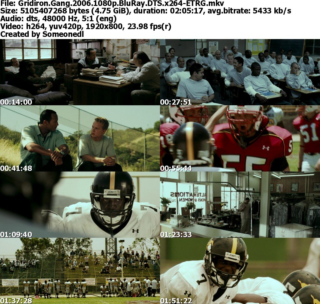 gridiron gang stereotypes or assumptions