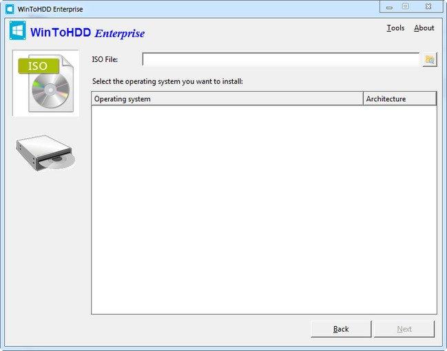 WinToHDD Enterprise v2.7 Release 1 Multilingual