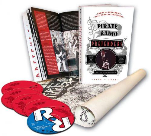 The Pretenders   Pirate Radio [4CD Box Set] (2006) MP3