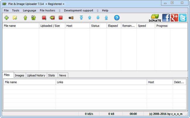Download File and Image Uploader 7 4 3 Portable Multilingual