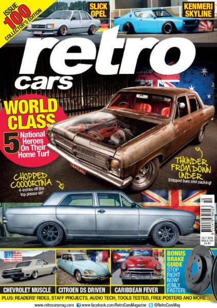 Download Retro Cars -- October 2016 (True PDF) - SoftArchive