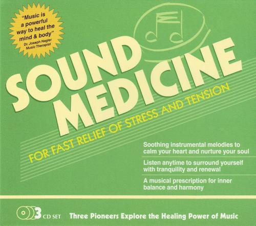 VA - Sound Medicine (3 CD) (2002) (FLAC)