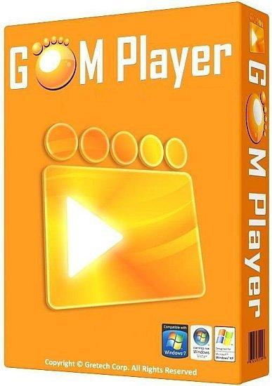 GOM Media Player 2.3.6.5260 + Portable