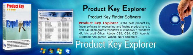 Nsasoft Product Key Explorer 3.9.6.0 + Portable