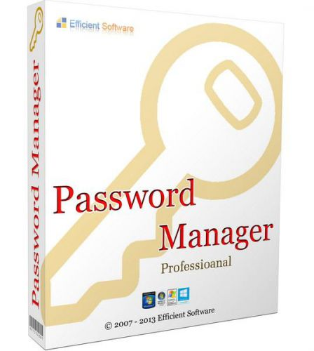 Efficient Password Manager Network 5.60 Build 556