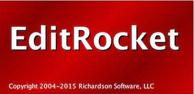 Richardson Software EditRocket 4.3.8 + Portable