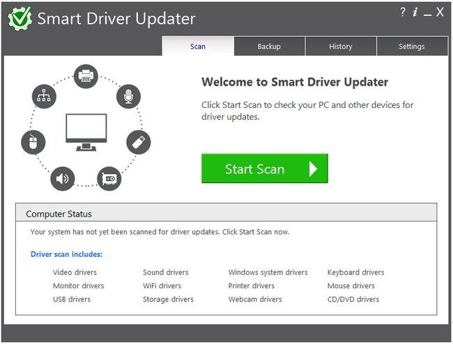 Smart Driver Updater 4.0.5 Build 4.0.0.1992 + Portable