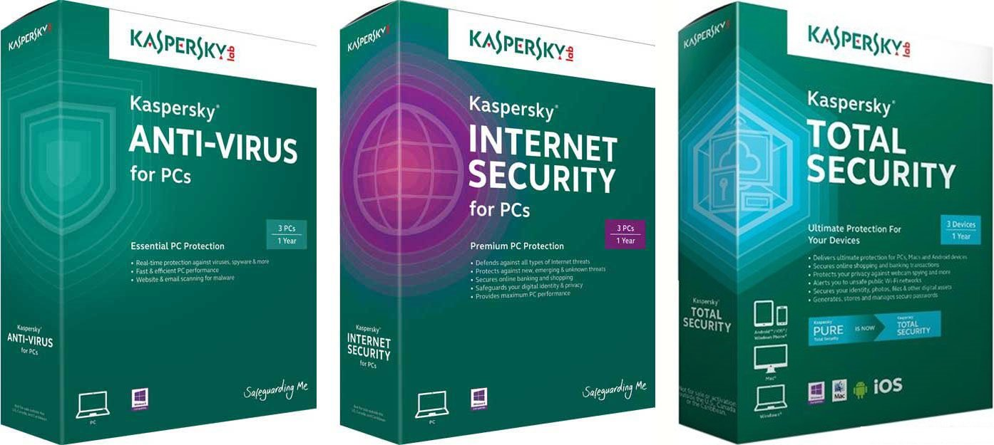 Download Kaspersky Anti-Virus / Internet / Total Security 2017 17.0.0.611.0.184.0 Final DC 16.9 ...
