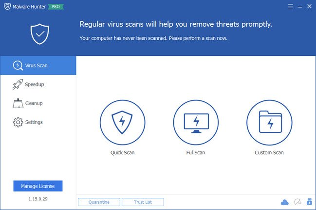 Glary Malware Hunter PRO 1.38.0.97 Multilingual