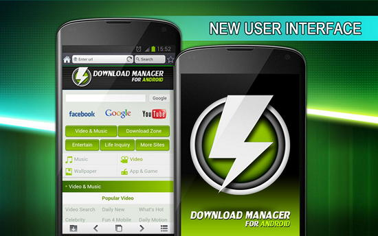 Download Download Manager for Android FULL v5 01 12012