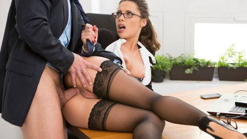 смотреть порно шеф и секретарша